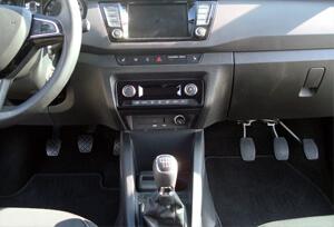 Dvojité ovládanie pre autoškoly